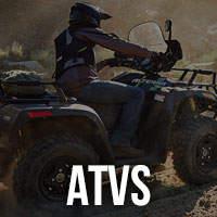 ATVs at Harsh Outdoors