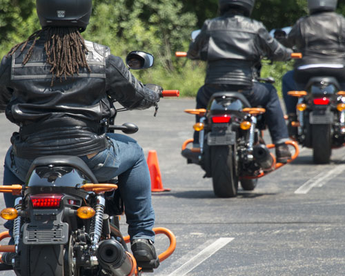 Learn to Ride at Hot Rod Harley-Davidson