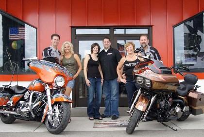About Vandervest Harley-Davidson