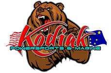 Kodiak Powersports & Marine logo