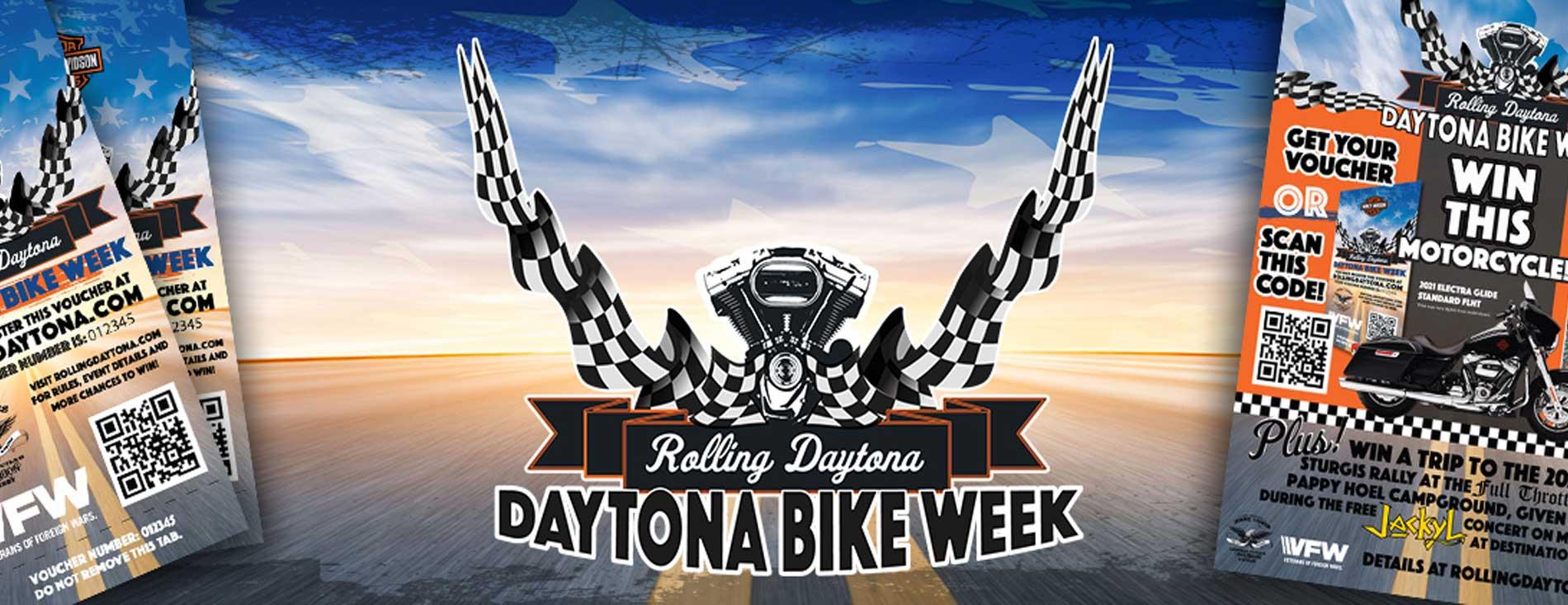 Rolling Daytona