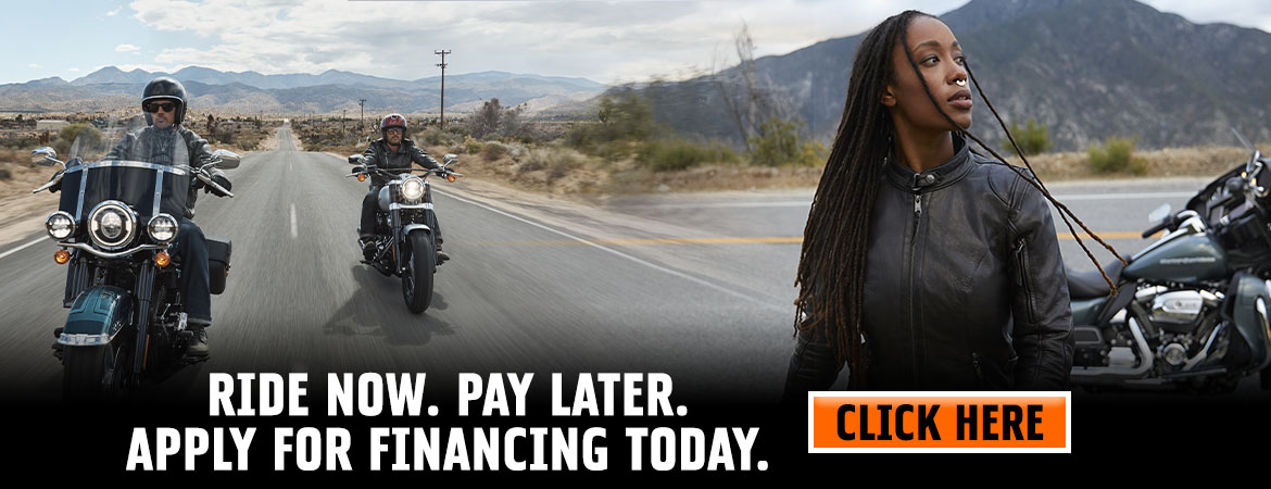 Apply for Financing Today at Lentner Cycle Company