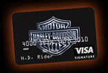 Harley-Davidson Visa Card