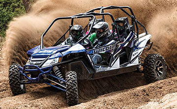 Powersports Products At Harsh Outdoors