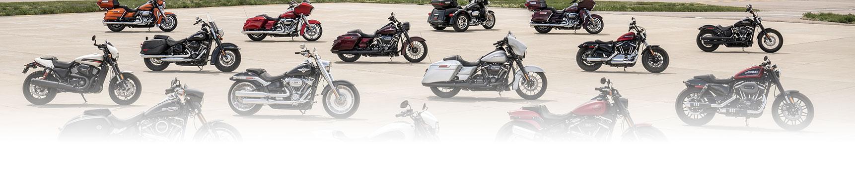 Sign up for M & S Harley-Davidson's newsletter
