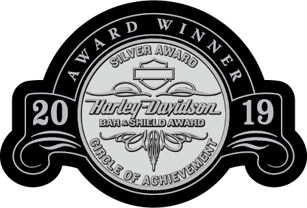 2019 Silver Bar & Shield Winner