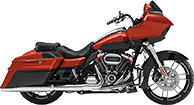 Harley-Davidson CVO at Destination Harley-Davidson