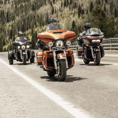 Pre-Owned Harley-Davidson Inventory at Loess Hills Harley-Davidson