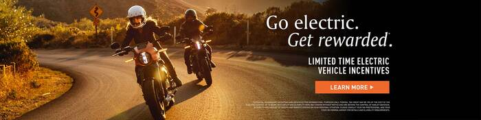 Go Electric. Get Rewarded. At Ventura Harley-Davidson