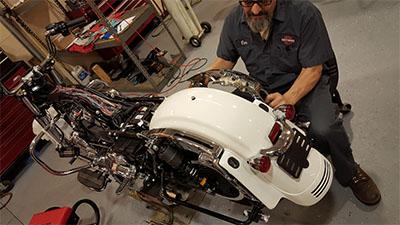 Get Your Harley-Davidson Serviced At Bud's Harley-Davidson