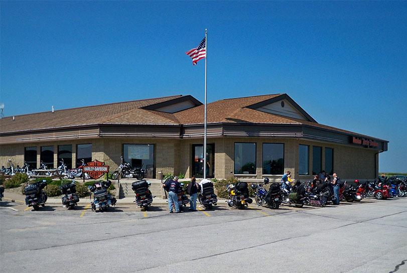 Waukon Harley-Davidson in Waukon Iowa