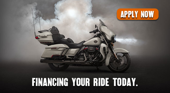 Apply for Financing Today at Rooster's Harley-Davidson®