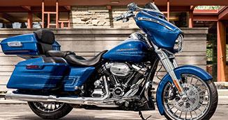 Value your trade at Quaid Harley-Davidson