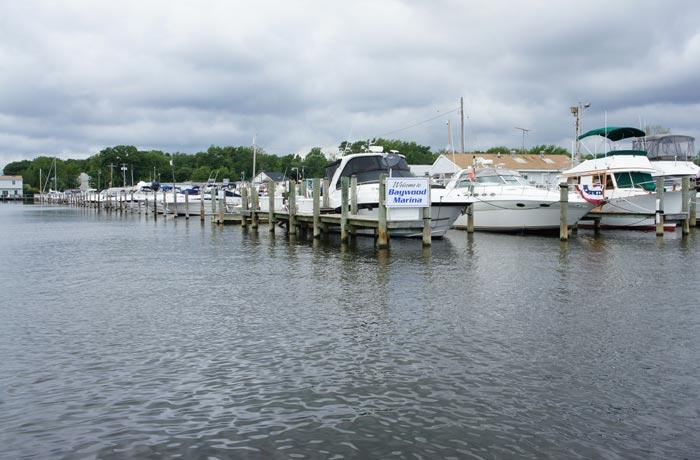 Summer Boat Slips