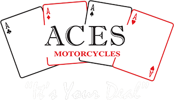 Aces Motorcycle Logo