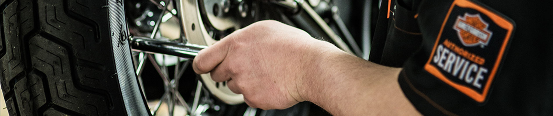 Service Department at Mike Bruno's Northshore Harley-Davidson