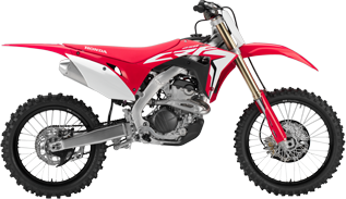 Shop Dirt Bikes at G&C Honda