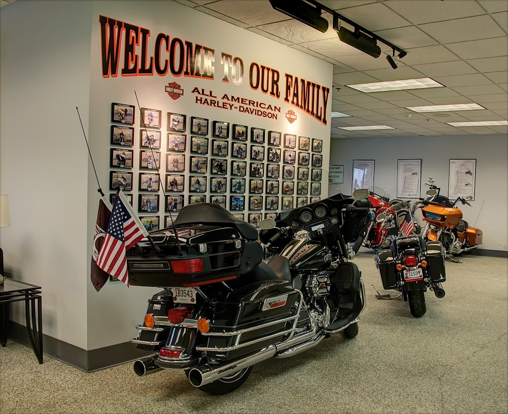 All American Harley-Davidson in Hughesville, MD