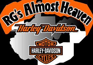 RG's Almost Heaven Harley-Davidson