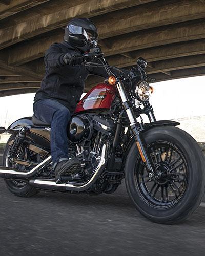 Harley-Davidson Sportster Motorcycles