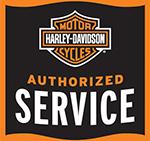 Harley-Davidson® Authorized Service