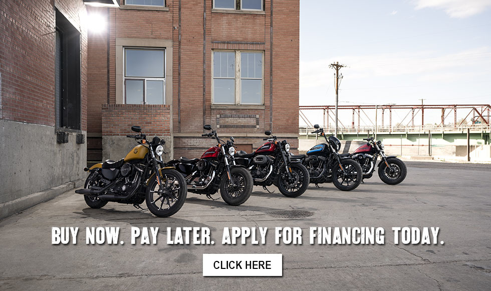 Apply for Financing Today at Bumpus Harley-Davidson of Collierville