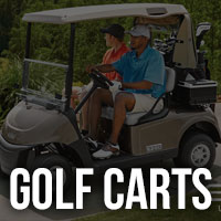 Golf Carts at Harsh Outdoors