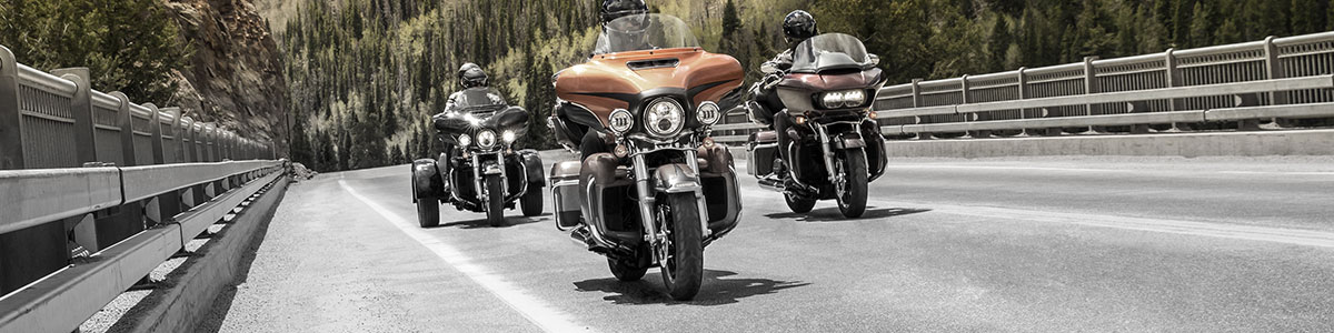 Harley-Davidson Performance Kits