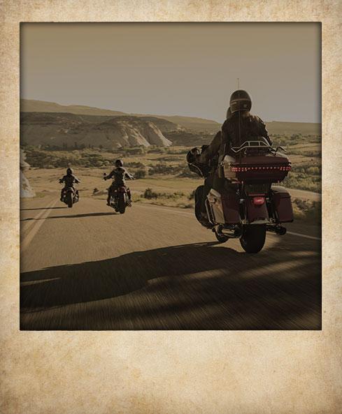 Financing at Bud's Harley-Davidson