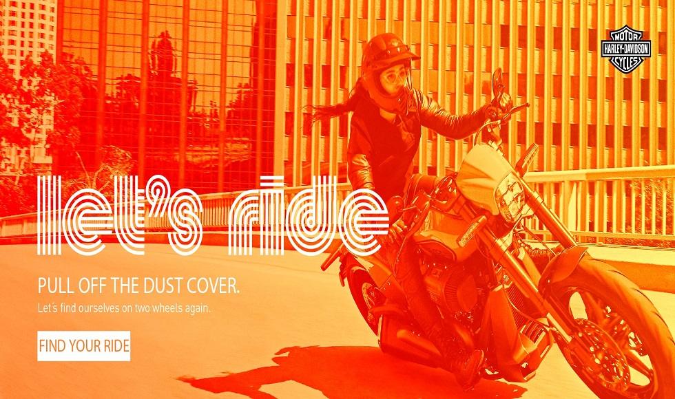 Find Your Ride at Bumpus Harley-Davidson Colliersville
