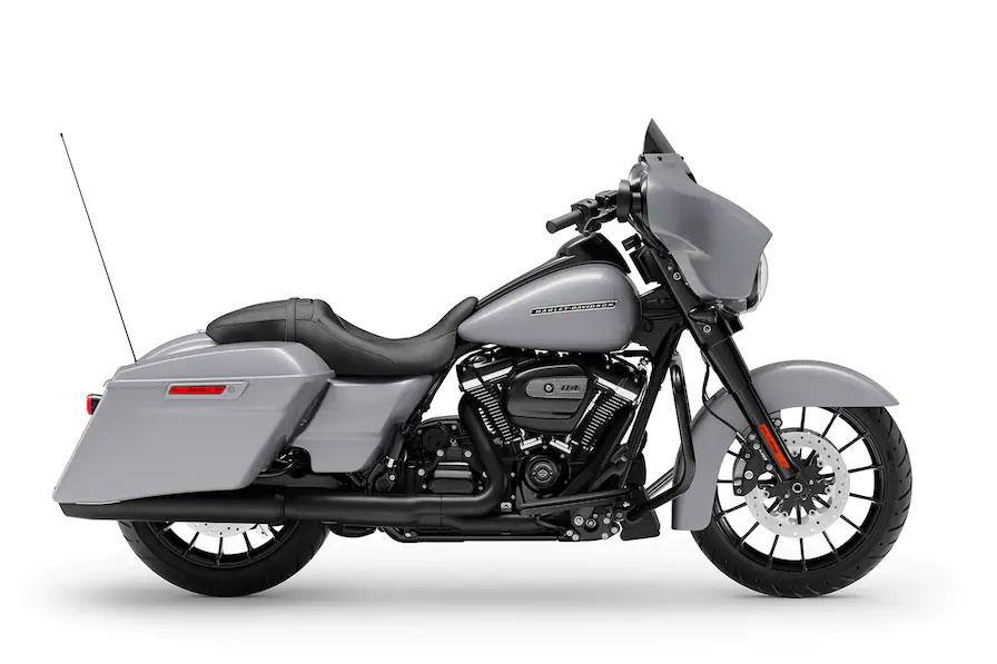 Harley-Davidson Touring Inventory