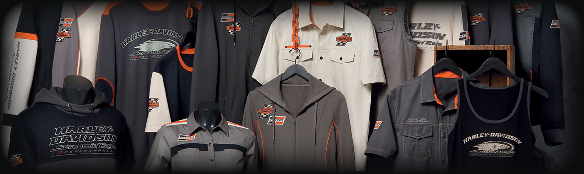 Shop at All American Harley-Davidson