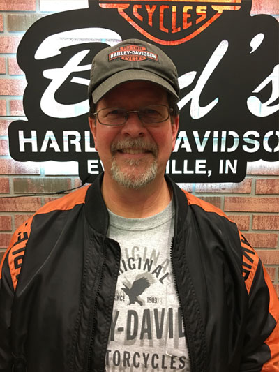 HOG Chapter At Bud's Harley-Davidson