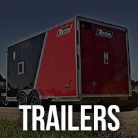Trailers At Harsh Outdoors