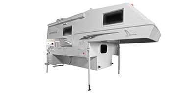 Prosser's RV Premium Outlet Truck Camper