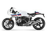 BMW R nineT Racer at Lynnwood Motoplex