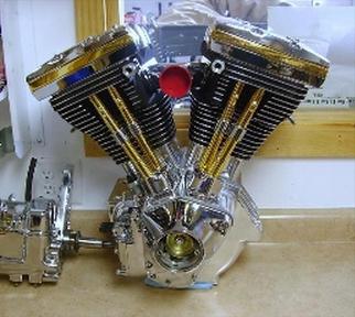 Machine Shop at Suburban Motors Harley-Davidson