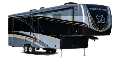 Prosser's RV Premium Outlet Fifth-Wheel