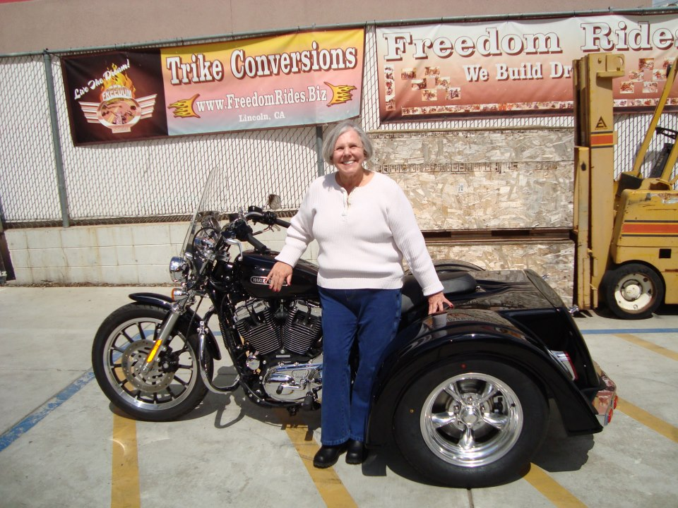 Meet The Freedom Rides Family Of Customers