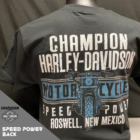 Champion Harley-Davidson Has Out Of This World T-Shirts
