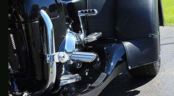 Motorcycle Accessories at Freedom Rides