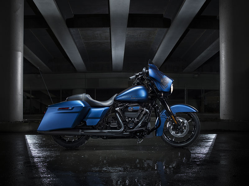 Theft Protection At Indianapolis Southside Harley-Davidson