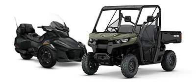 Campers RV Center Powersports Inventory