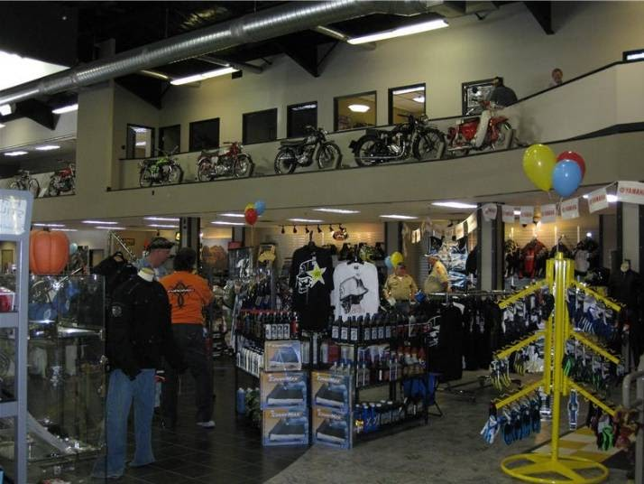 Stop by and visit Champion Motorsports