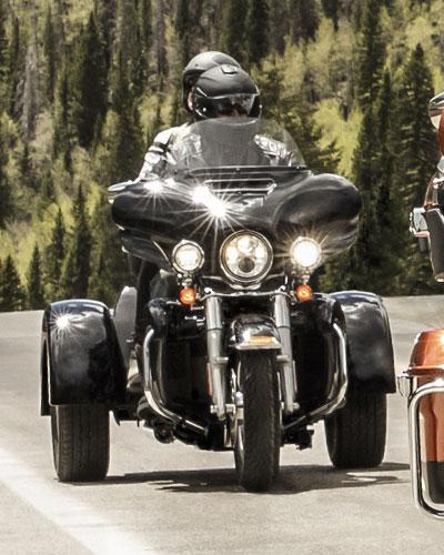 Harley-Davidson Trike Motorcycles