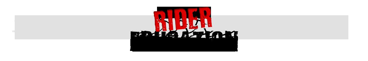 Rider Education