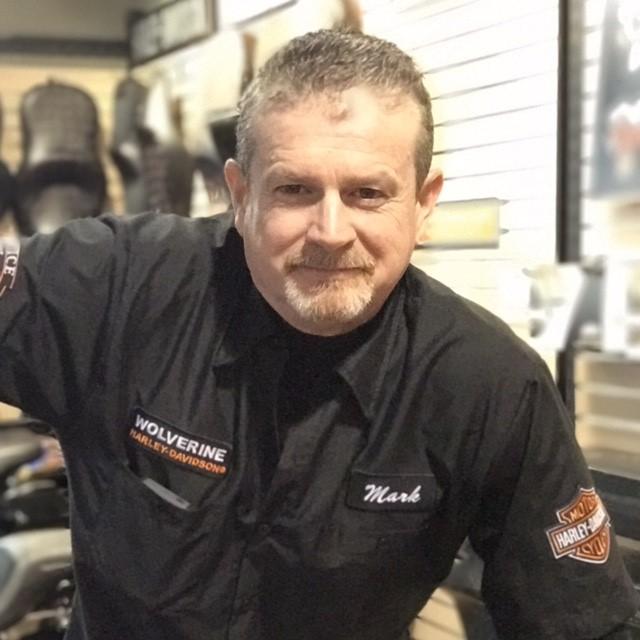 Service Department at Wolverine Harley-Davidson