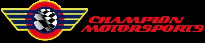 Shop Champion Motorsports