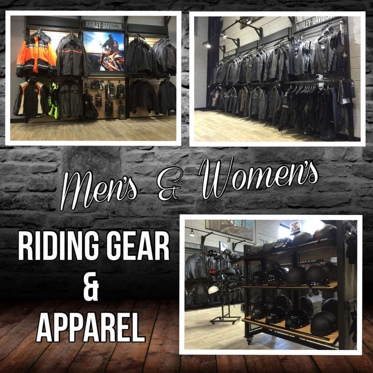Motorclothes Department at Garden State Harley-Davidson