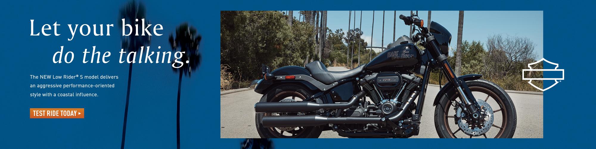 Bull Falls Harley-Davidson® | Rothschild, WI | New & Pre